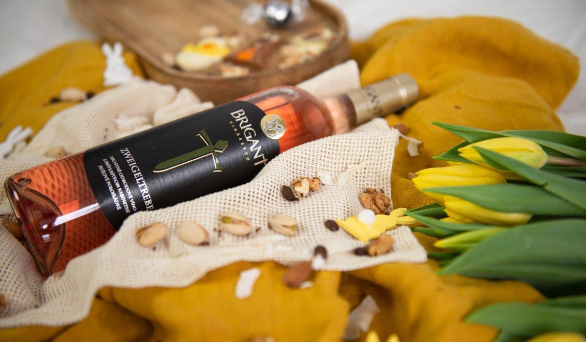 Víno na Veľkú noc