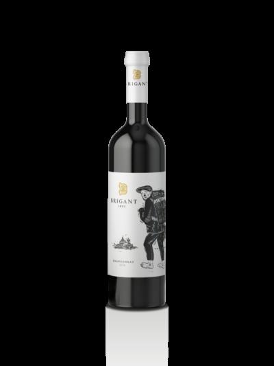 Chardonnay biele víno suché 2019 Brigant