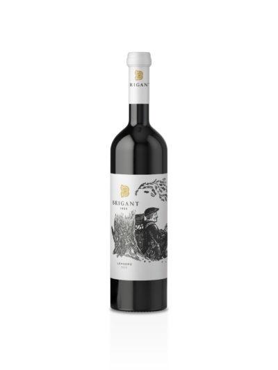 Lemberg červené víno suché 2020